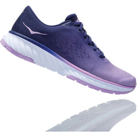 Hoka One One Cavu 2 Running Shoes Dame lavendula/medieval blue
